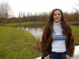 christine40 (40) uit Zuid-Holland